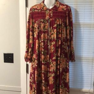 April Cornell Dressing Gown